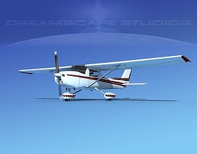 3D model Cessna C152 Aerobat V05