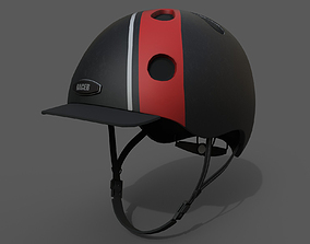 realtime Helmet sport Generic camp human Hat 3d model low
