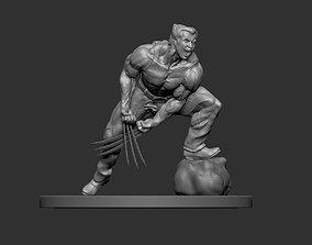 Logan - Wolverine 3D print model