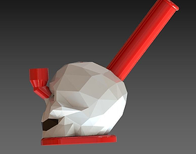 halloween bong 3D print model