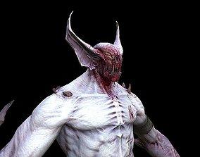 3D asset vampire model