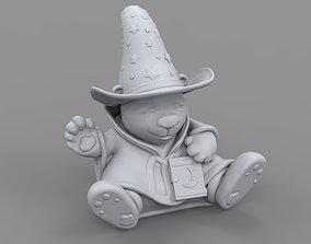 Magic bear 3D printable model