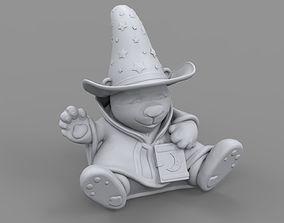3D print model Magic bear