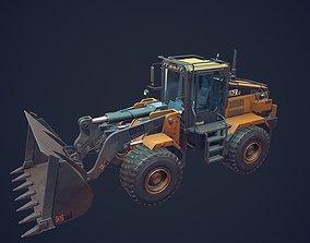 Handler Low Poly 3D asset