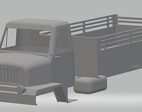Praga V3S Printable Truck