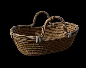 Basket 10k VR 3D model