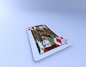 Jack of Diamonds 3D