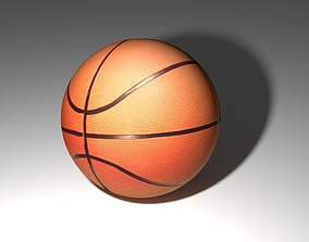 3D Realistic Basketball
