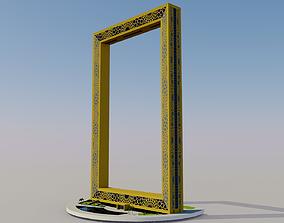 3D Dubai Frame - UAE