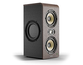 Focal Shape Twin - Studio Audio Speaker 3D