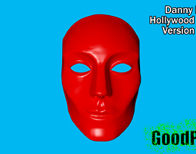 Danny Mask Hollywood Undead Version 2019 3D print model