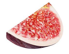 3D tropic Fig slice