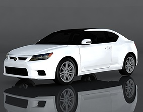 3D model Scion TC