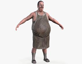 3D asset Butcher