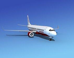 Boeing 737-800 Air Essex 3D