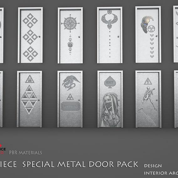 special door designs