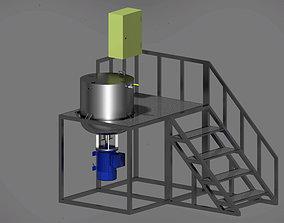 Mixer Industries 3D model