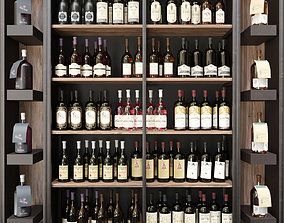 3D other Wine cabinet