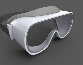 Safety Goggles 3D