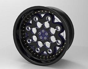 3D Wheel 21