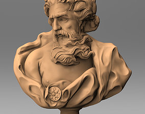 3D Zeus of Otricoli model