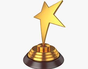 3D model Star award