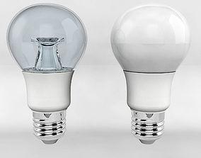 3D LED lamp A60 type