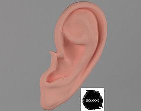 Ear 3d Printer Model