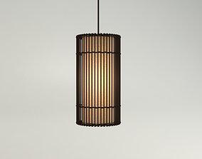 3D model KAI O Hanging lamp - Small