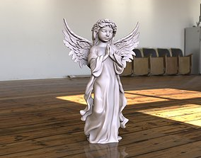 religy Baby Angel 3D printable model
