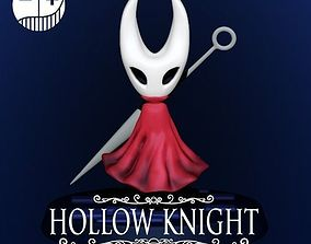 3D Hornet And Hollow Knight