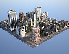 City KC1 3D