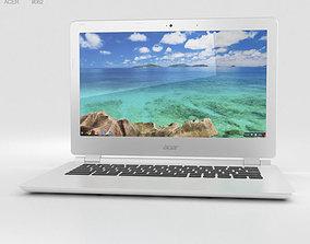 Acer Chromebook 13 3D model