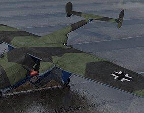 transport Arado Ar-232A 3D