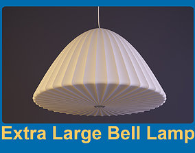 3D Extra Large Bell Lamp