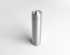 3D Battery AA Cell