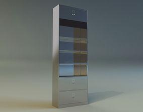 refreshment 3D model Cabinet