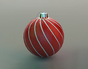 other Christmas Ball 3D model low-poly