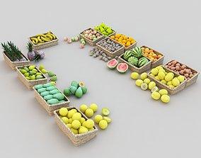 cheeko 3D Fruits