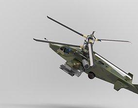 3D model Kamov 55