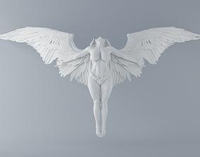 Evil angel 001 3D printable model
