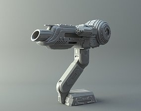 3D printable model Predator Shoulder Cannon