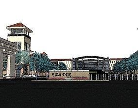 Region-City-School 47 3D model