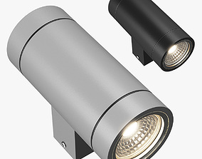 35160x Paro Lightstar wall street lamp 3D