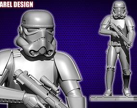 stormtrooper mandalorian season 1 3D printable model