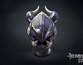 Final Fantasy XIV - Drachen Helmet 3D printable model