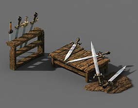 Weapon-Weapon-Sword 32 3D model