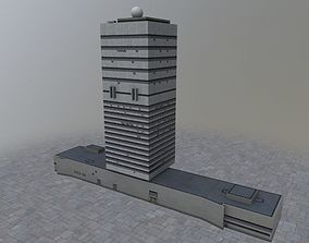 3D model Moscow Rosstat