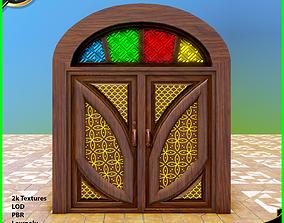 3D asset Double Door