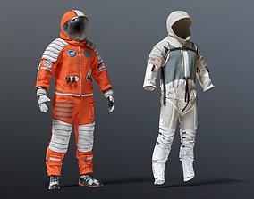SPACESUIT Final Frontier Design 3G 3D model